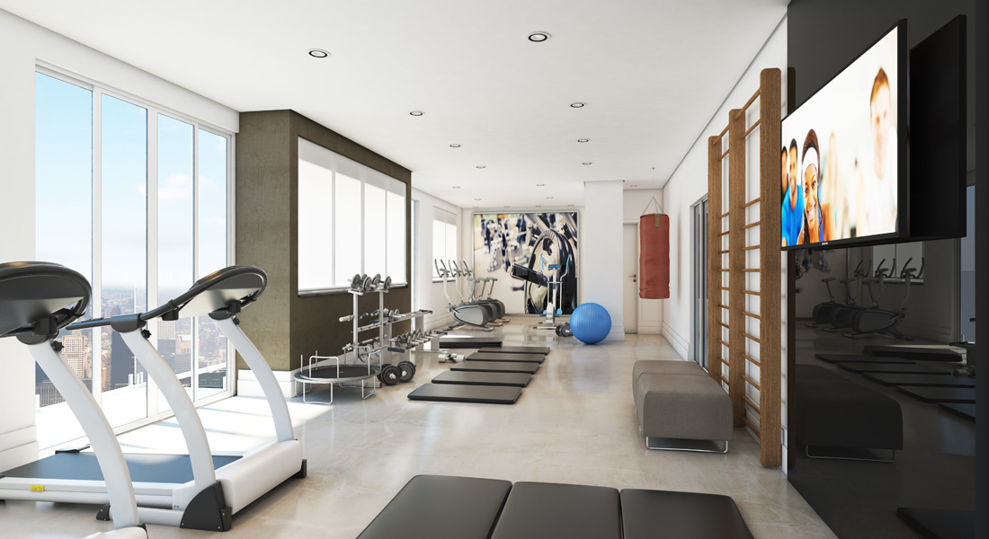 Fitness Place (academia) - Notting Hill