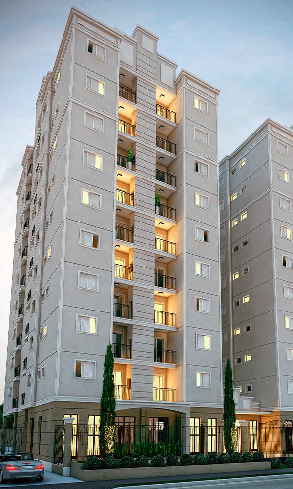 Ateliê Campolim - Apartamentos em Sorocaba