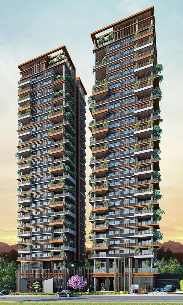 Áureo Portal da Colina - Apartamentos em Sorocaba