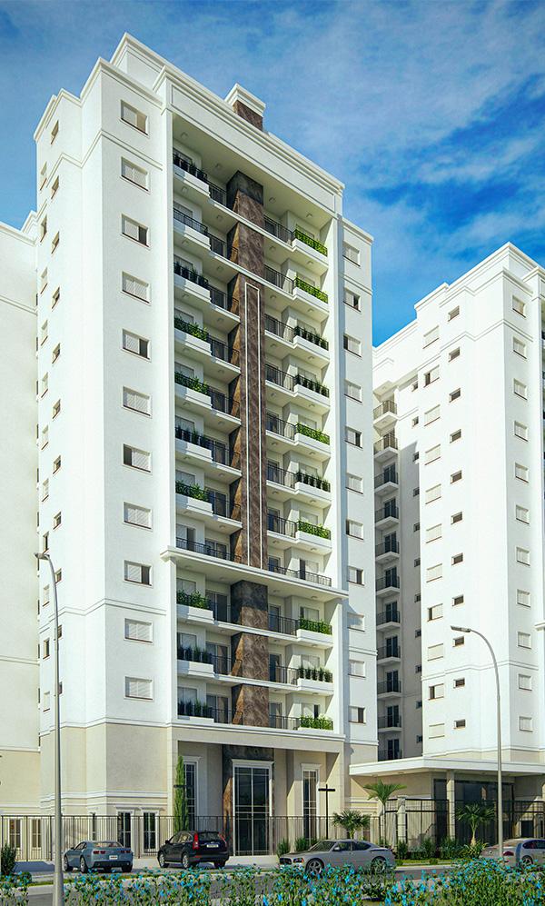 Villa Lobos Campolim - Apartamentos em Sorocaba